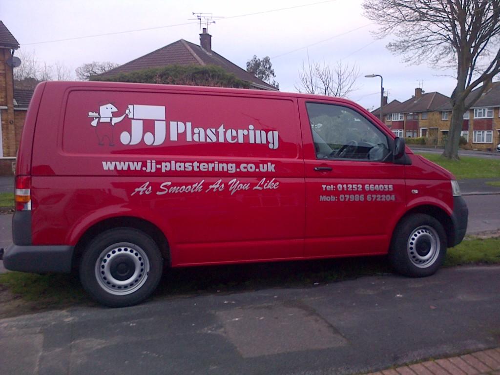 JJ Plastering Farnborough